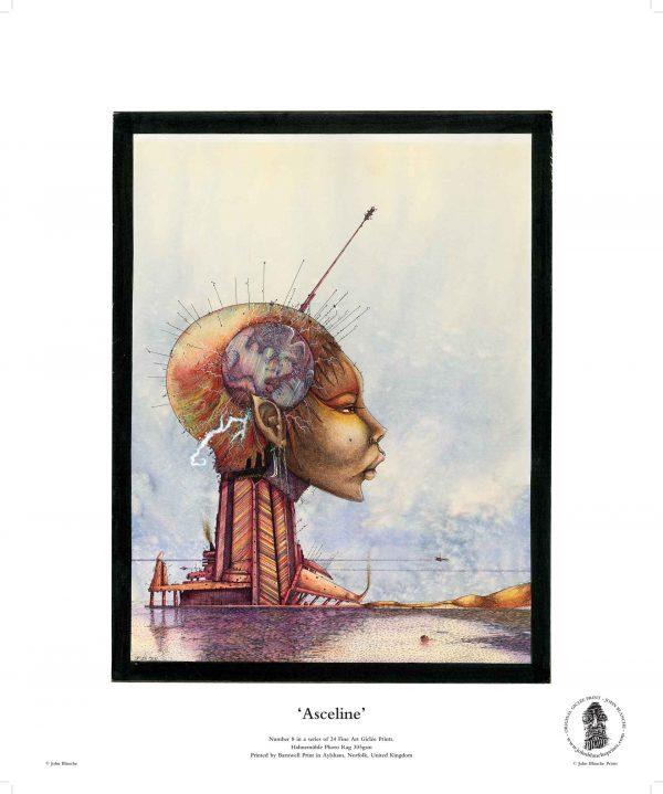 Asceline by John Blanche