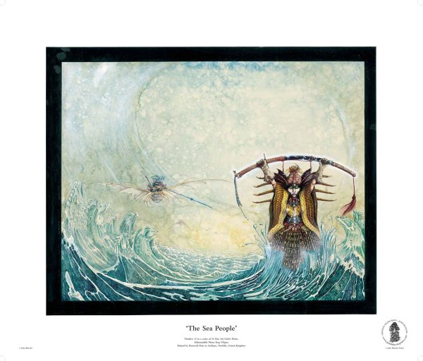 The Sea People by John Blanche