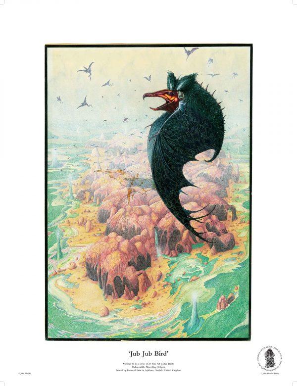 Jub Jub Bird by John Blanche