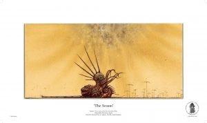 The Scoam by John Blanche